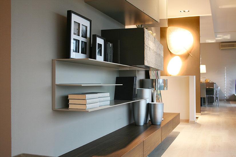 Showroom casaedesign progettazione e arredamento d 39 interni for Presotto industrie mobili spa
